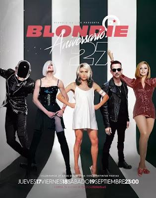 Celebra un nuevo aniversario de Blondie con tres fiestas en formato virtual