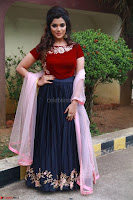 Actress Aathmika in lovely Maraoon Choli ¬  Exclusive Celebrities galleries 075.jpg