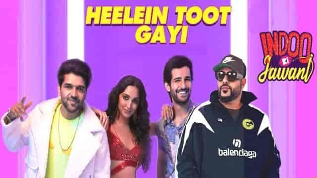 Heelein Toot Gayi Lyrics-Indoo Ki Jawani, HvLyRiCs