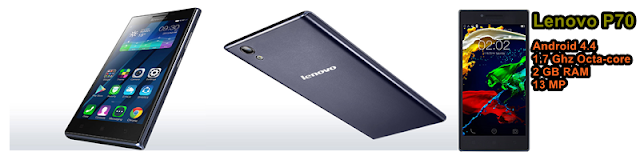 lenovo P70 long Battery Smartphone