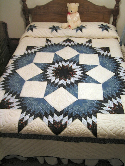Broken Star Quilt Free Pattern