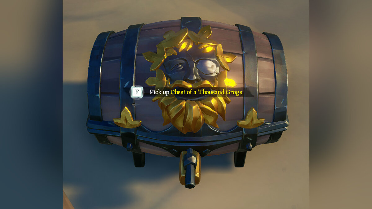 Chest of Thousand Grogs