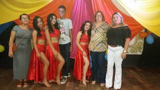 Escola Estadual de Baraúna é campeã da etapa regional do festival Arte em Cena na modalidade dança