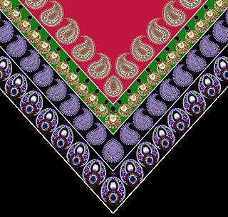 Jwellery-neck-design