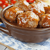 Perfectly Simple Party Meatballs Recipe