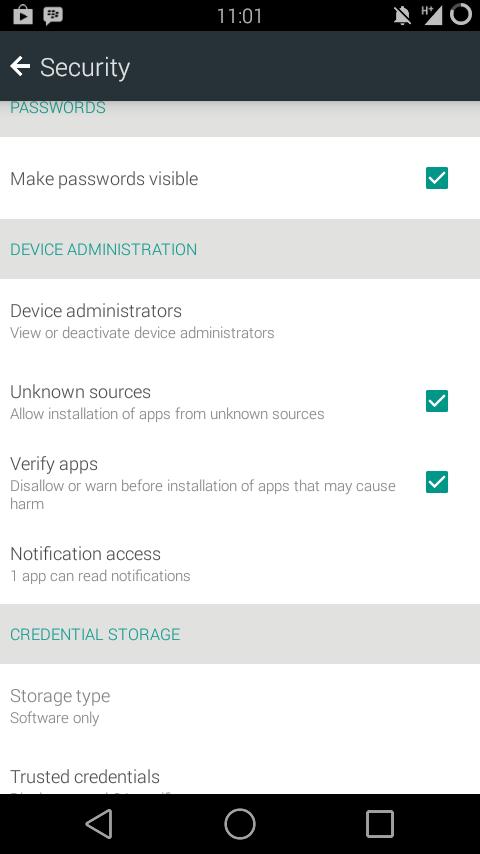 Vroot ! Aplikasi Rooting Terbaik Untuk Banyak Sekali Device Android 4