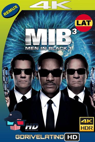 Hombres de Negro 3 (2012) BDRemux 4K HDR Latino-Ingles MKV
