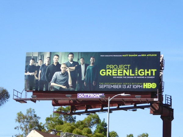 Giant Project Greenlight season 4 billboard