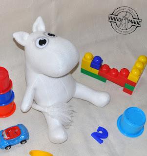 мягкие игрушки из флиса