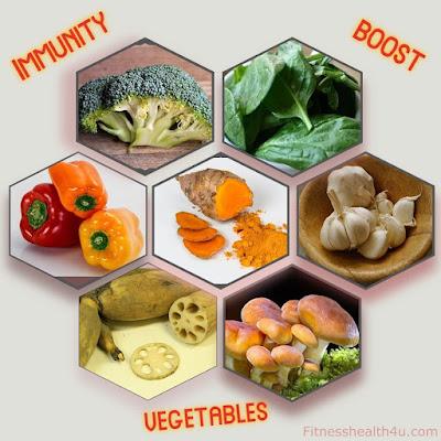 इम्यूनिटी बढ़ाने वाले फल और सब्जियों के नाम   Names of fruits and vegetables that increase immunity in hindi
