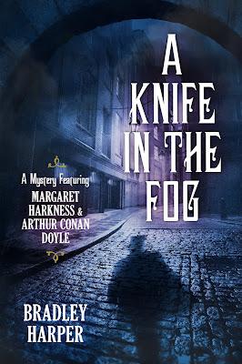 a-knife-in-the-fog, bradley-harper, book