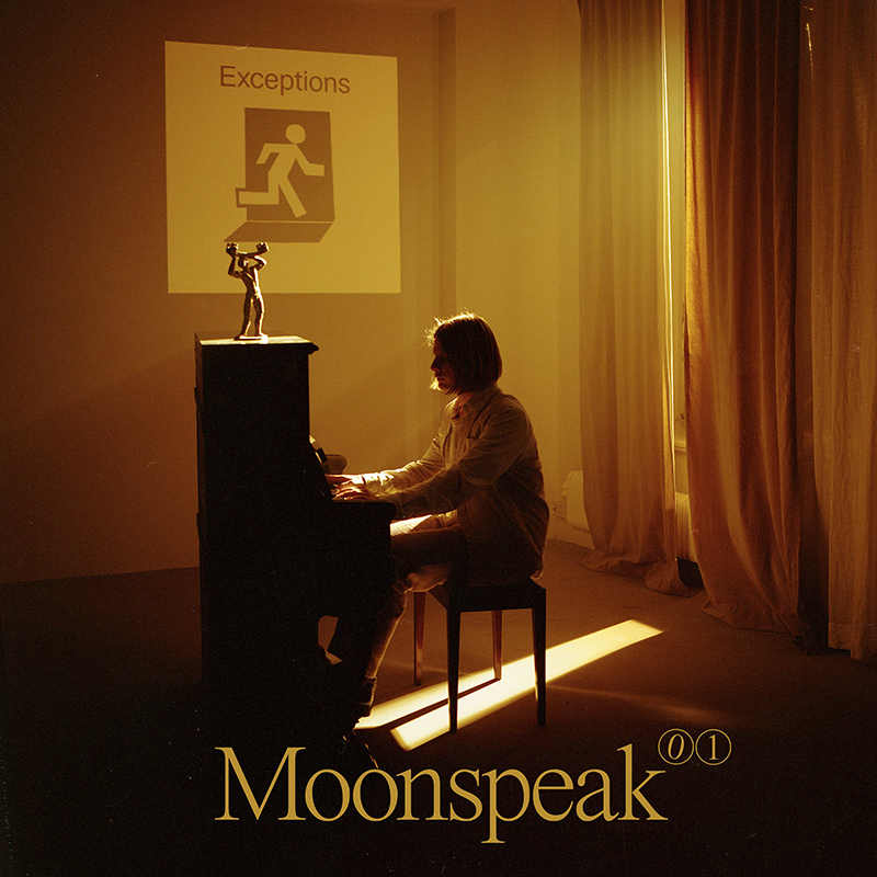 """Moonspeak and the art rock poised powerful ballad """"Exceptions"""" leaves a lasting impression"""