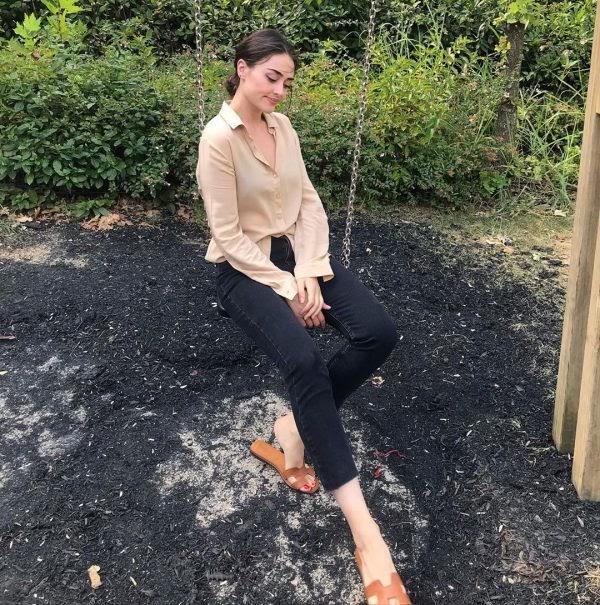 Actress Halime Sultan from Serial Ertugrul Ghazi