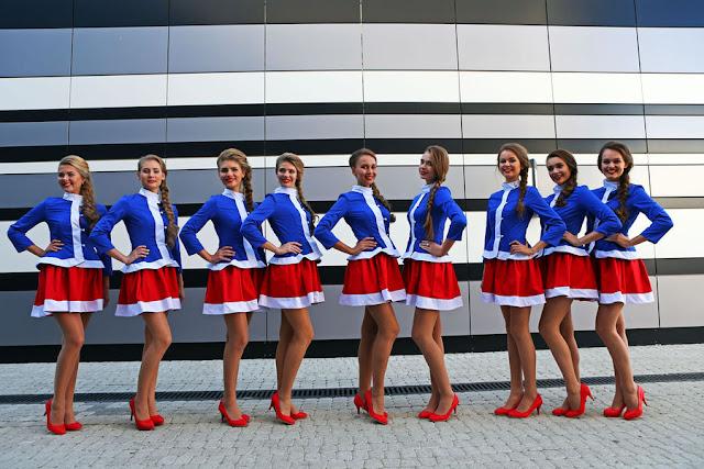 Russian GP F1