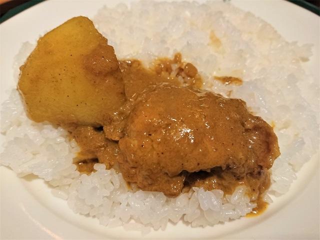レストラン&カフェ Manna 新宿中村屋 中村屋純印度式カリー