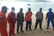 Seorang Pemuda Hilang Terseret Ombak Saat Selfi Di Pantai Bukit Merese