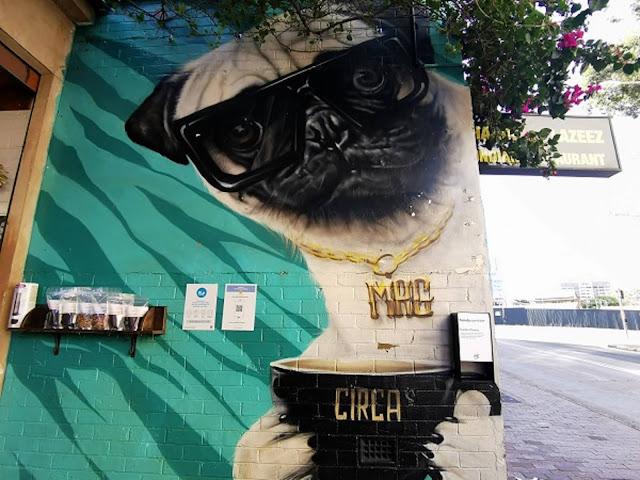 Parramatta Street Art by MrG