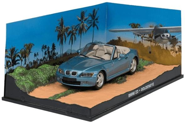BMW Z3 - Goldeneye 1:43 colección james bond