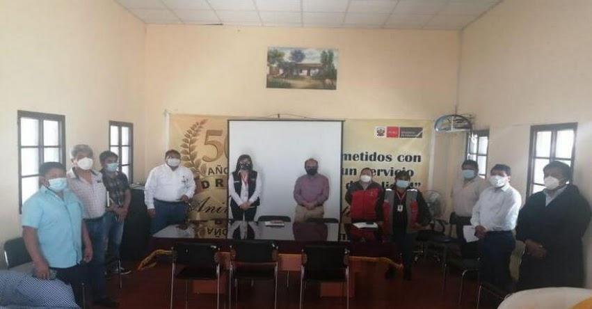 DEUDA SOCIAL 2020: Logran compromiso de saldos para el pago de beneficios sociales en la región Tacna