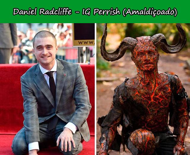 Daniel Radcliffe - IG Perrish (Amaldiçoado)