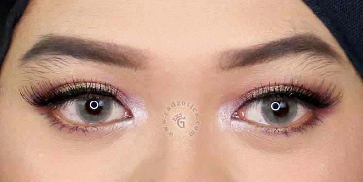Review QL Cosmetic Eyebrow Cream