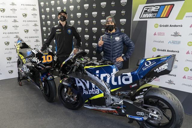 Secara Resmi Ducati Avintia Esponsorama 2021 Akan Gunakan 2 Motor Dengan Livery Berbeda