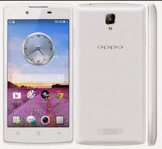 Cara Flash Oppo R831K Via SD Card Tanpa PC dengan Benar
