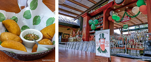 The Irish Pub, La Candelaria, Bogotá