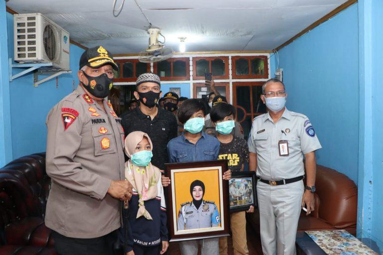Mengenal Bripka Christin, Polwan Mualaf yang Tewas Ditabrak Wakil Bupati Yalimo Papua