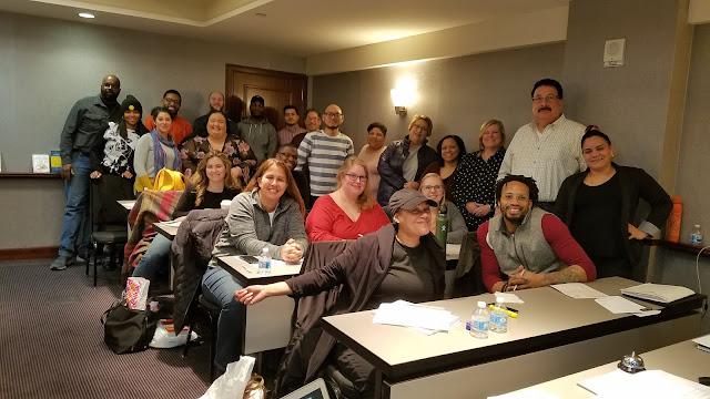 Leadership training - New York City