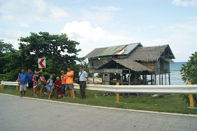 Cang-isok House in Enrique Villanueva, Siquijor, Philippines