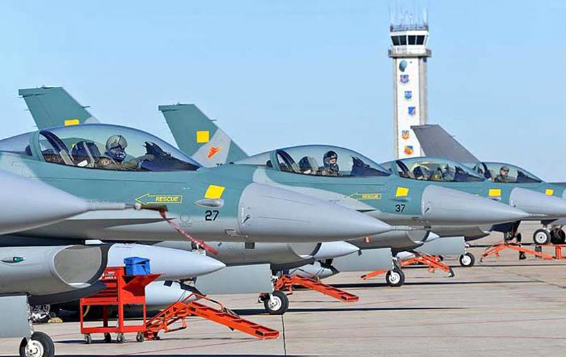 F-16 Block 52