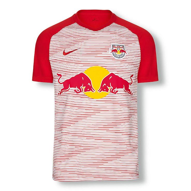 4acd25bf4a7 Garish Nike Red Bull Salzburg 18-19 Home   Away Kits Revealed ...