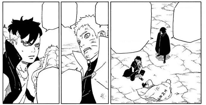 Naruto Mati - Boruto Chapter 53