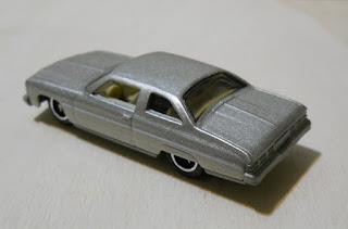 Chevy Caprice de 1975 de Matchbox