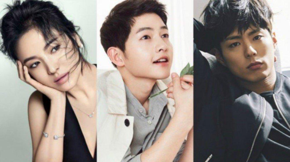6 Aktor Hot Terjerat Cinta Lokasi Song Hye Kyo