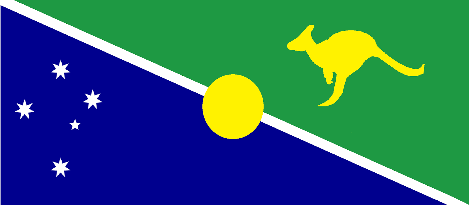 Christmas Island Flag.A New Flag For Australia Inspiring From The Christmas