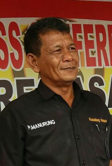 Kasubbag Humas Polres Asahan AKP P Manurung.