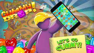 Gummy Drop Mod APK Download Unlimited For Android Free Download