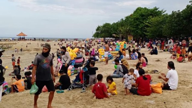 Kasus COVID-19 di Bali Meledak Setelah Wisata Dibuka Lagi