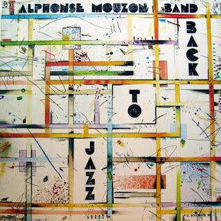 Alphonse Mouzon Band - 1988 - Back to Jazz