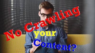 Cara Mengatasi Artikel Tidak di Crawling Google Search Console