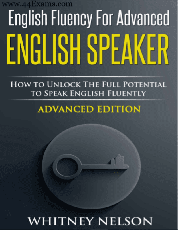 English-Fluency-For-Advanced-English-Speaker-by-Whitney-Nelson-PDF-Book