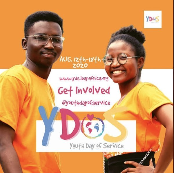 Leap Africa Youth Day of Service (YDoS) 2020