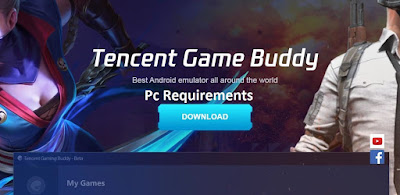 Tencent Gaming Buddy Pc Requirements