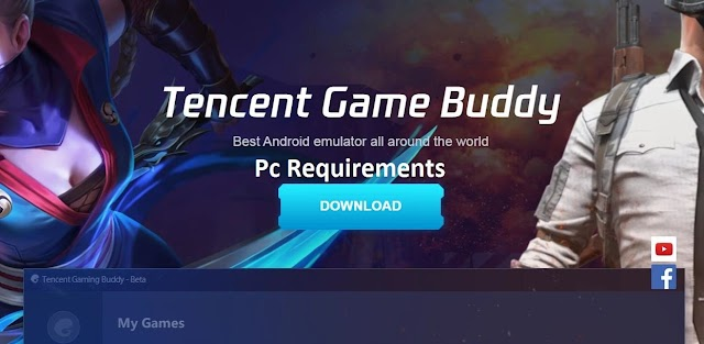 PUBG Tencent Gaming Buddy Pc Requirements September 2020