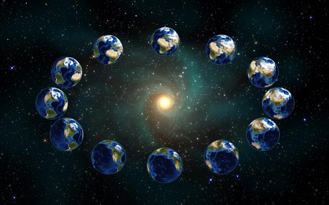 Simulação do Blue Marble - Next Generation