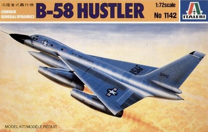 B 58 hustler in service have