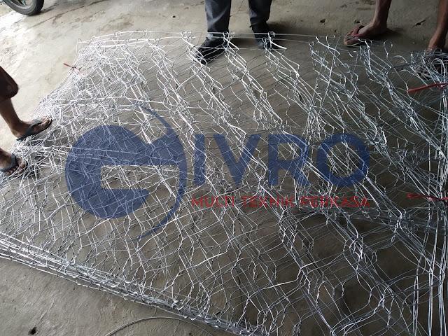 Kawat Bronjong Galvanis Jakarta Timur Termurah