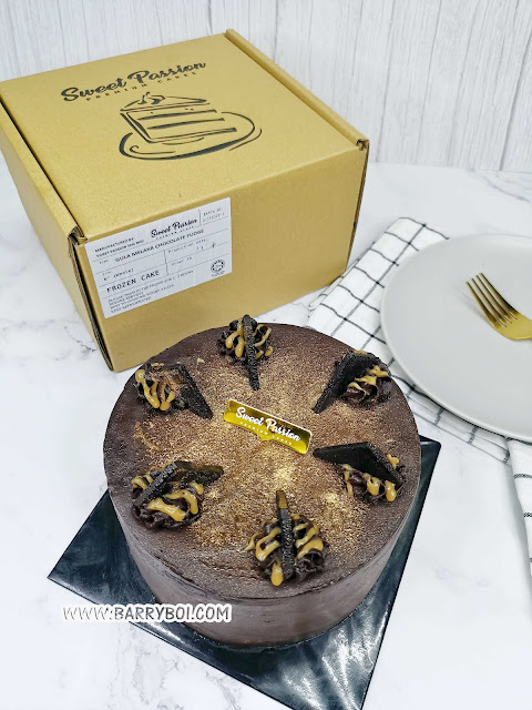 Delicious Cake Delivery Penang Sweet Passion Premium Cakes Penang Klang Valley Delivery Penang Blogger Influencer